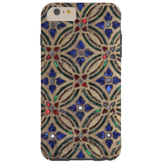 Mosaic tile pattern stone glass photo iPhone 6 cas Tough iPhone 6 Plus Case