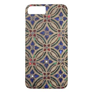 Mosaic tile pattern stone glass photo iPhone 7 cas iPhone 7 Plus Case