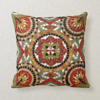 Mosaic Tile Pillow