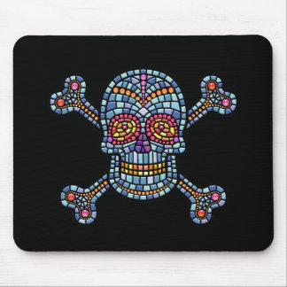 Mosaic Tile Pirate Mousepads