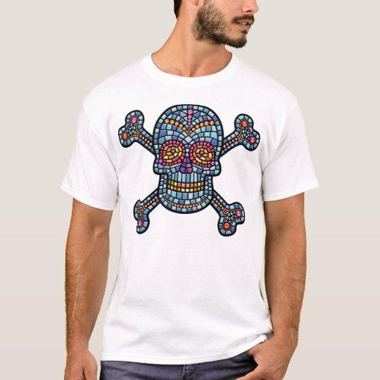 Mosaic Tile Pirate T-Shirt