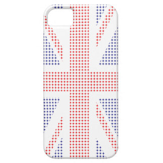 Mosaic UK Flag iPhone 5 Case