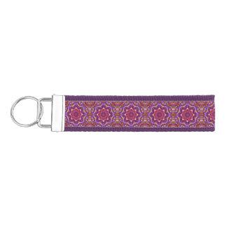 Mosaic   Wrist Strap Keychains