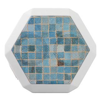 mosaico altavoces bluetooth blancos boombot REX