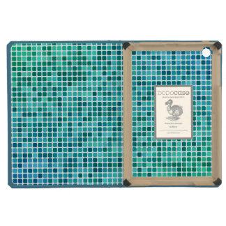 Mosaico azulverde del pixel