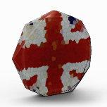 Mosaico británico BRITÁNICO de la bandera de Union
