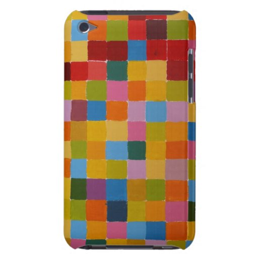 Mosaico colorido abstracto Case-Mate iPod touch cobertura