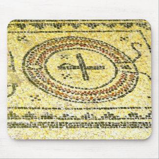 Mosaico cristiano Mousepad