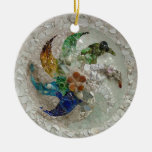 Mosaico de Gaudi Adorno