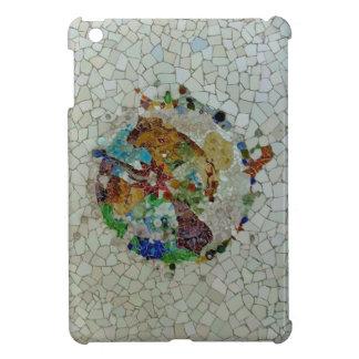 Mosaico de Gaudi subió