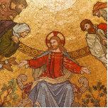 Mosaico de la iglesia - Jesucristo Escultura Fotografica