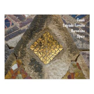 Mosaico de la Sagrada Familia Postal