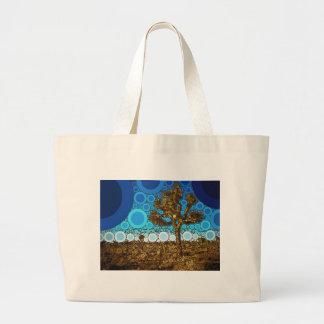 Mosaico de la yuca bolsas de mano