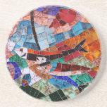 Mosaico de Murano Posavasos Para Bebidas