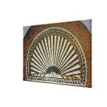 Mosaico de Shell, ANUNCIO constructivo de la ínsul Lona Estirada Galerías
