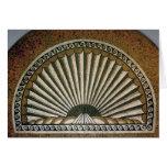 Mosaico de Shell, ANUNCIO constructivo de la ínsul Tarjeton