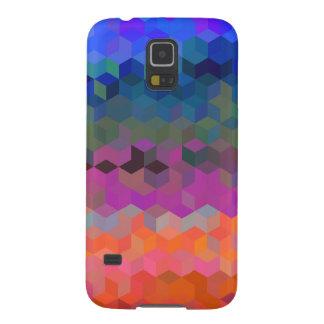mosaico del cubo 3D Carcasas De Galaxy S5