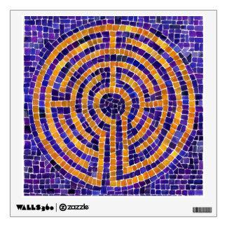 Mosaico del laberinto