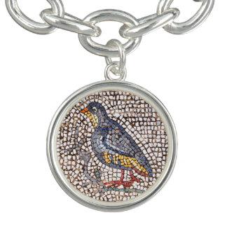 Mosaico del pájaro de Kos Pulsera