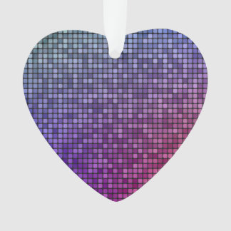 Mosaico del pixel de la fiebre del disco