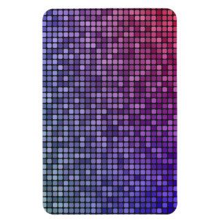 Mosaico del pixel de la fiebre del disco imanes flexibles