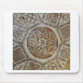 Mosaico do Museu dos Mosaicos em Israel Mouse Pad