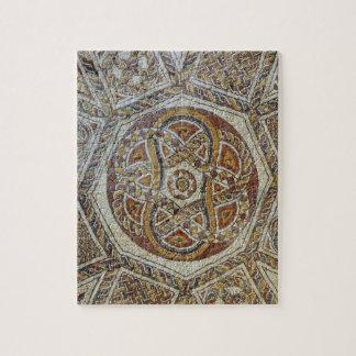 Mosaico do Museu dos Mosaicos em Israel Puzzle