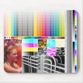 Mosaico Mousepad del color Alfombrilla De Ratones