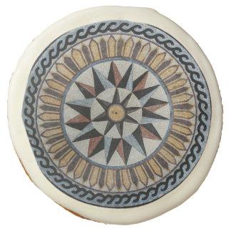 Mosaico multi del mármol de la decoración del