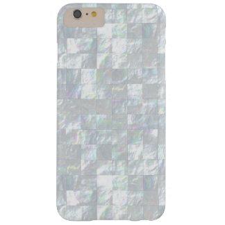 Mosaico nacarado funda para iPhone 6 plus barely there