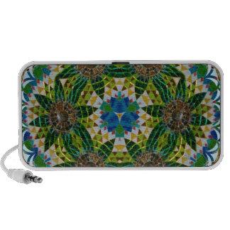 Mosaico Notebook Altavoz