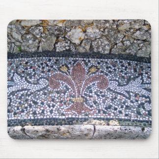 Mosaico - Piazzale Miguel Ángel - Florencia, Itali Alfombrilla De Raton