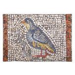 Mosaico Placemats del pájaro de Kos Manteles Individuales
