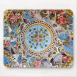 Mosaico quebrado Mousepad de la teja Tapetes De Ratones