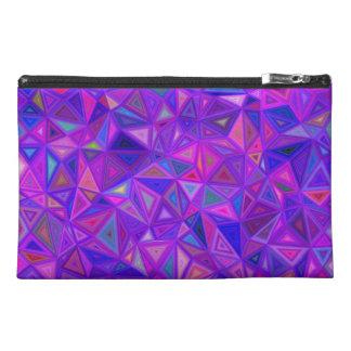 Mosaico rosado púrpura de la teja