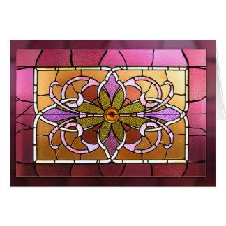 Mosaico Tarjeta De Felicitación