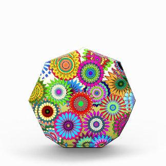 Mosaicos coloridos de los caleidoscopios de los mo