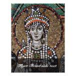 Mosaicos de Chor en San Vitale en Ravena, Szene: E Tarjeton