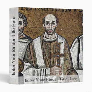 Mosaicos de Chor en San Vitale en Ravena, Szene: K