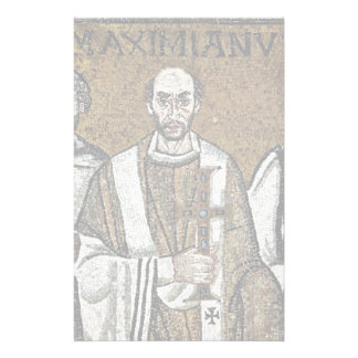 Mosaicos de Chor en San Vitale en Ravena, Szene: K Papeleria
