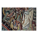 Mosaicos de Chor en San Vitale en Ravena, Szene: M Poster