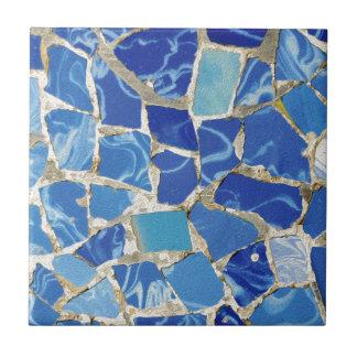 Mosaicos de Gaudi con un tacto del aceite Tejas Ceramicas