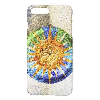 Mosaicos de Guell del parque Funda Para iPhone 7 Plus