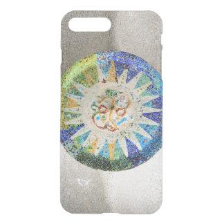 Mosaicos de Guell del parque Fundas Para iPhone 7 Plus