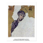 Mosaics In The Hagia Sophia Scene Deesis Postcard
