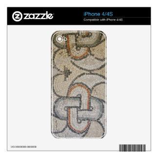 Mosaics of Meydankapi, circa 4th century A.D. iPhone 4 Skin