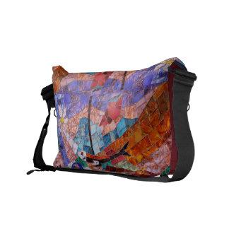Mosaics of Murano Italy II Messenger Bag