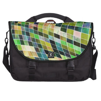 Mosaics Of Pearl Bag For Laptop