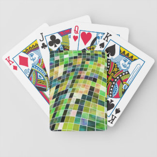 Mosaics Of Pearl Bicycle Card Deck