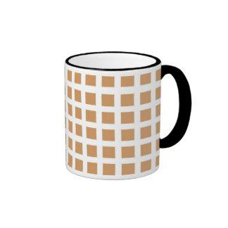Mosaïk - Mug - Colour: Cream